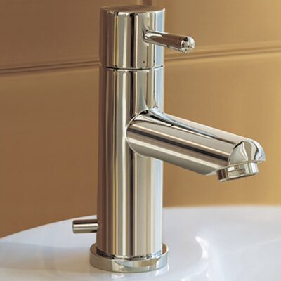 Serin Single Hole Bathroom Faucet with Single Lever Handle