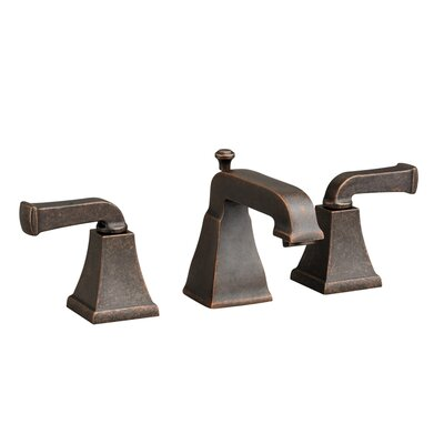 Town Square 2 Handle Widespread Bathroom Faucet Finish: Oil Rubbed Bronze