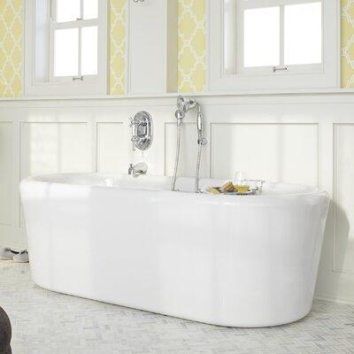 Kipling 69.63 x 31.75 Bath Tub