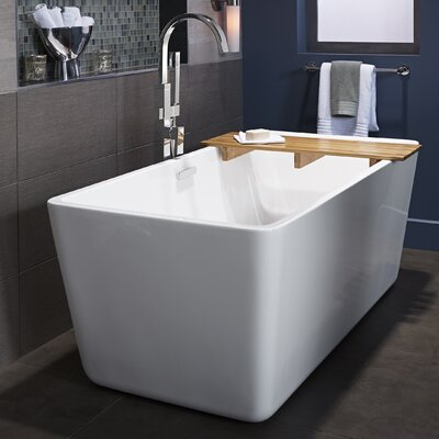 Sedona 62.75 x 29.88 Bathtub