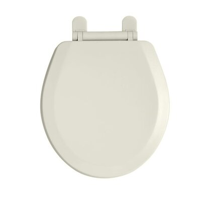 EverClean Antimicrobial Elongated Toilet Seat Finish: Linen