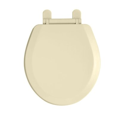EverClean Antimicrobial Elongated Toilet Seat Finish: Bone