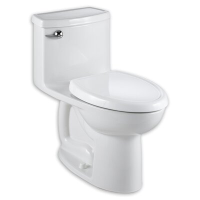 Cadet Compact 3 Flowise 1.28 GPF Elongated One-Piece Toilet Finish: White