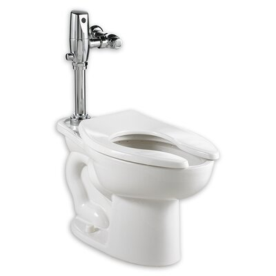 Madera Selectronic Everclean Flush Valve 1.1 GPF Elongated One-Piece Toilet