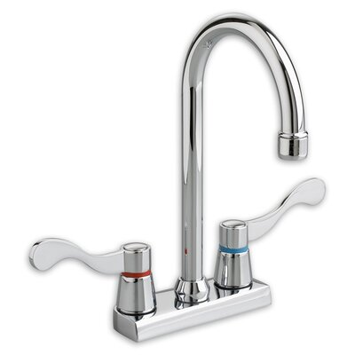 Amarilis Double Handle Bar Faucet with Less Handle