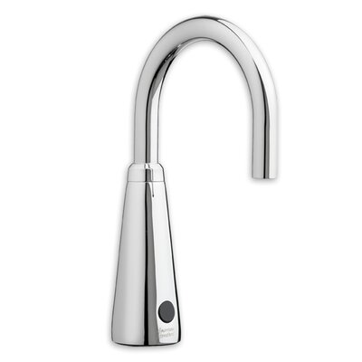 Selectronic Gooseneck Bathroom Faucet with DC