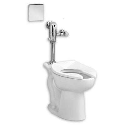 Madera AC Select Flush Valve System 1.6 GPF Elongated One-Piece Toilet