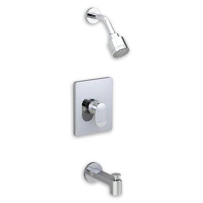 Moments Diverter Shower Faucet Trim Plate