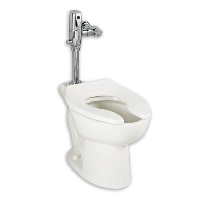 Madera Universal Dual Flush Elongated One-Piece Toilet