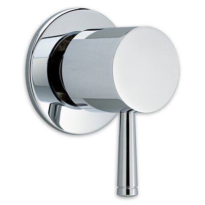 Serin Wall Mount Volume Control Kit Finish: Polished Chrome