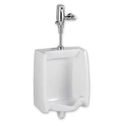 Washbrook 1.0 GPF Selectronic Toilet Flush Valve Toilet Seat System