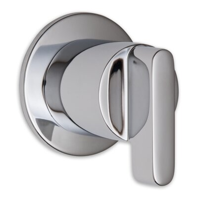 Moments Diverter Shower Faucet Trim Kit Finish: Chrome