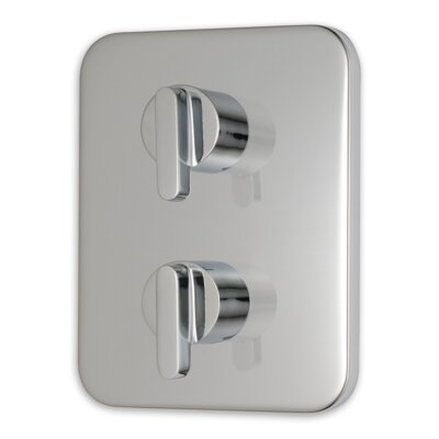 Moments Two-Handle Thermostat Trim Kit