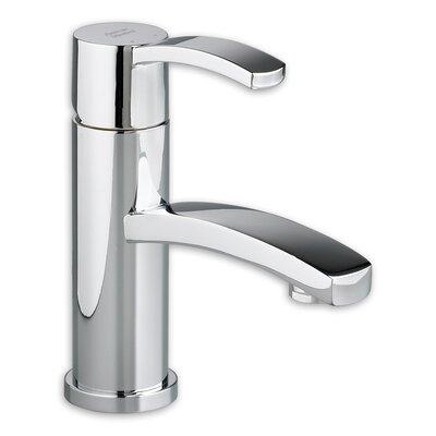 Berwick Single Hole Bathroom Faucet with Single Handle Finish: Polished Chrome