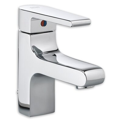 Studio 1 Handle Monoblock Bathroom Faucet Finish: Polished Chrome