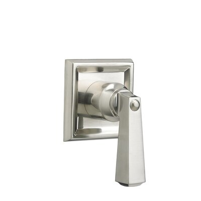 Town Square Wall Mount Volume Control Kit Finish: Satin Nickel