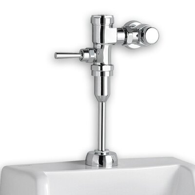 Washbrook 0.5 GPF Urinal with Manual Flush Valve