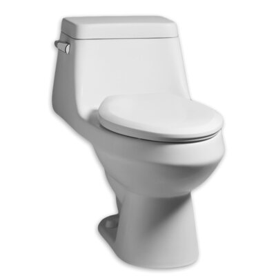 Fairfield 1.28 GPF Elongated One-Piece Toilet