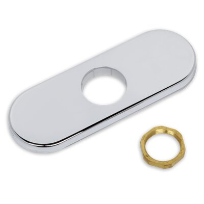 Selectronic Deck Plate for Serin Sensor Finish: Chrome