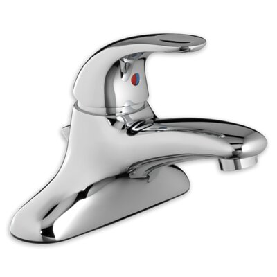 Monterrey Single Handle Centerset Deck Mounted Faucet with Drain