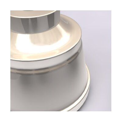 Selectronic Deck Plate for Serin Sensor Finish: Satin
