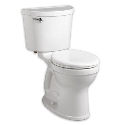 Champion 1.6 GPF Round Two-Piece Toilet