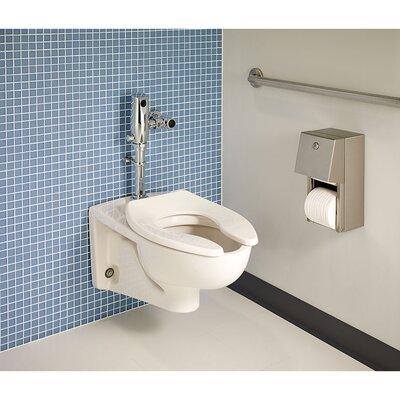 Afwall Flush 1.6 GPF Elongated Toilet Bowl