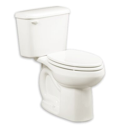 Colony Right Height 1.6 GPF Elongated Two-Piece Toilet