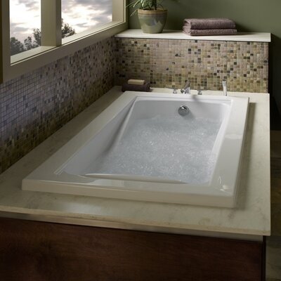 Green Tea 63.625 x 45.5 Bathtub