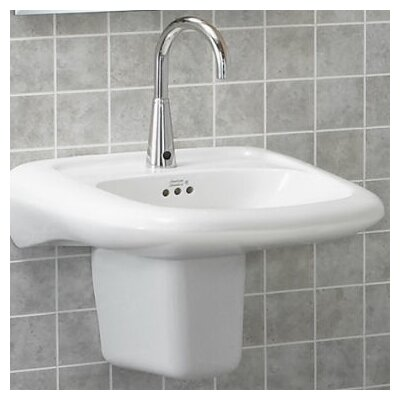 Selectronic Bathroom Faucet Less Handle