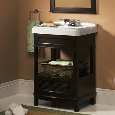 Generations 24.75 Single Bathroom Vanity Set