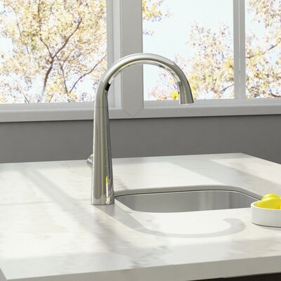 Bed Bath-American Standard Edgewater Pull Down Kitchen Faucet with Select Flo