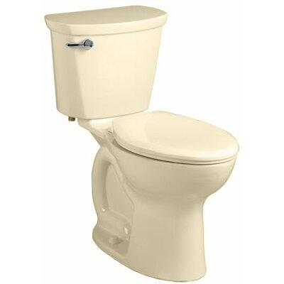 Cadet 1.28 GPF Elongated Two-Piece Toilet Finish: Bone