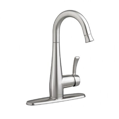 Quince Pull Down Bar Faucet Finish: Stainless Steel