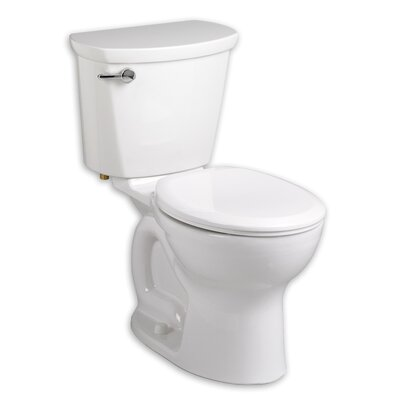 Cadet 1.6 GPF Round Two-Piece Toilet Finish: Linen