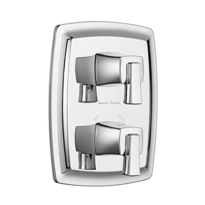 Townsend Thermostatic Control Valve Trim Kit Finish: Polished Chrome