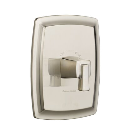 Townsend Central Thermostatic Valve only Trim Kit Finish: Satin Nickel