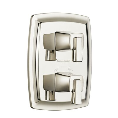 Townsend Thermostatic Control Valve Trim Kit Finish: Polished Nickel