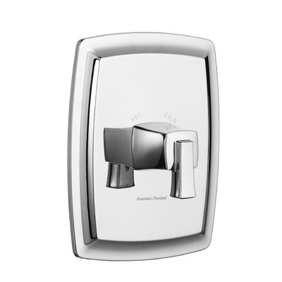 Townsend Central Thermostatic Valve only Trim Kit Finish: Polished Chrome