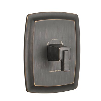 Townsend Central Thermostatic Valve only Trim Kit Finish: Legacy Bronze