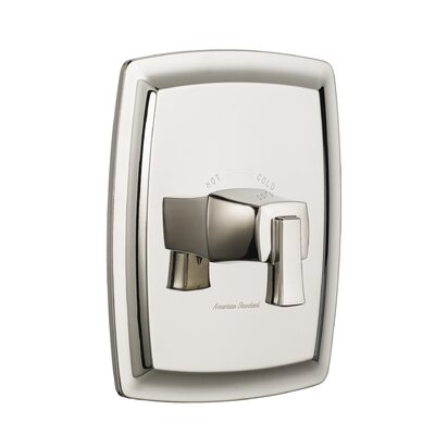 Townsend Central Thermostatic Valve only Trim Kit Finish: Polished Nickel
