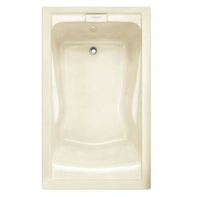 Evolution 60 x 32 Deep Soaking Bathtub Finish: Linen