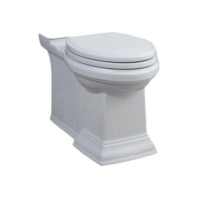 Town Square Right Height 1.6 GPF Elongated Toilet Bowl
