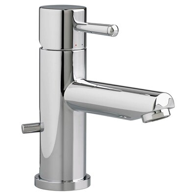 Serin Single Hole Bathroom Faucet with Single Handle Finish: Polished Chrome