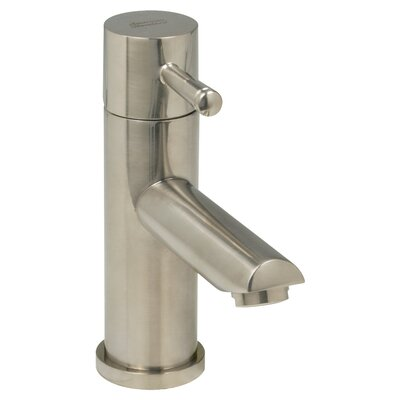 Serin Single Hole Bathroom Faucet with Single Handle Finish: Satin Nickel