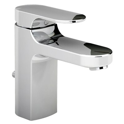 Moments Single Hole Bathroom Sink Faucet with Single Handle Finish: Polished Chrome