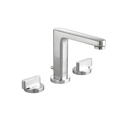Moments Centerset Bathroom Sink Faucet with Double Lever Handles Finish: Polished Chrome