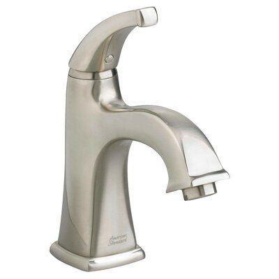 Town Square 1 Handle Monoblock Bathroom Faucet Finish: Satin