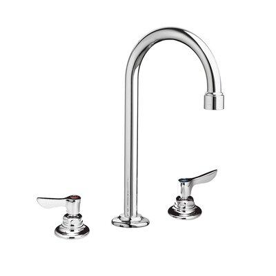 Monterrey Widespread Bathroom Faucet with Double Lever Handles