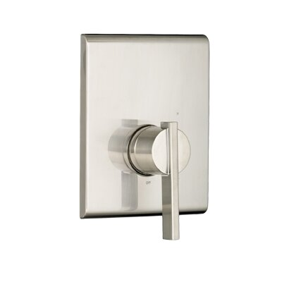 Times Square Pb Valve Only Trim Finish: Satin Nickel